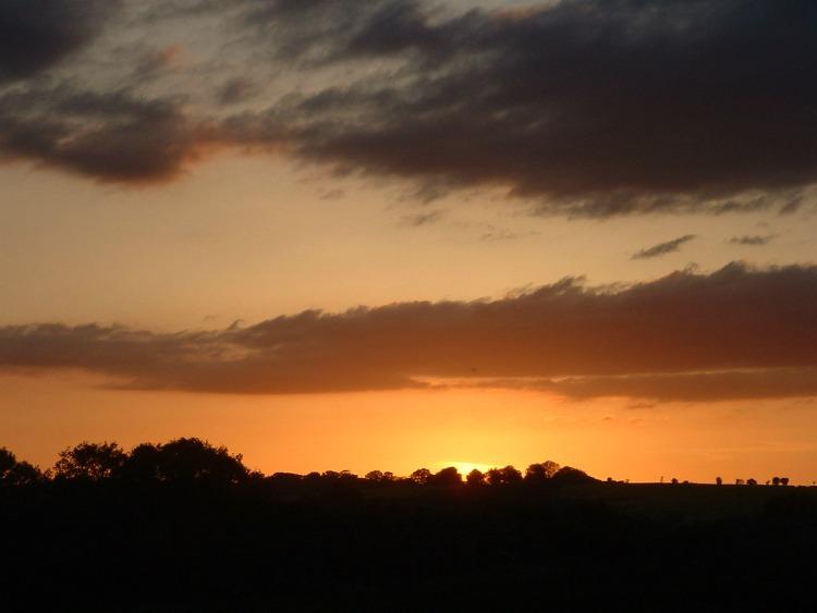 Rutland Water Sunset Part 1