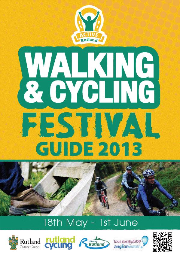 Active Rutland Walking and Cycling Festival