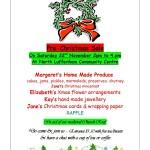 2014 Pre-Christmas Sale poster