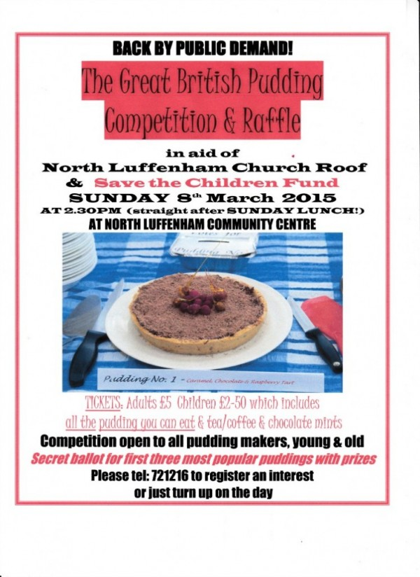Great British Pudding Competition Raffle 750x1030
