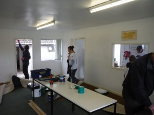 Main Room - Repaint