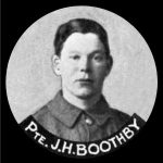 17232 Private Joseph Henry Boothby